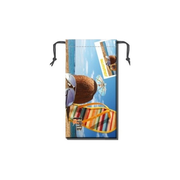 Sunglasses Case Beach Memories