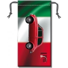 Sunglasses Case Italia Flag & Fiat