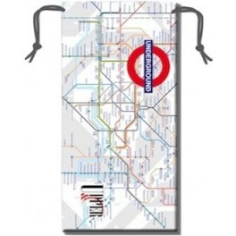 Sunglasses Case UK London Subway Map