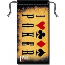 Sunglasses Case Poker Double Jeu