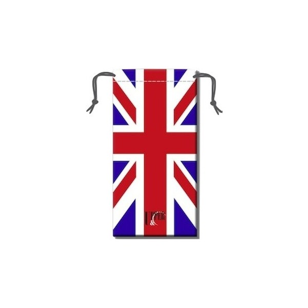 Sunglasses Case UK Flag
