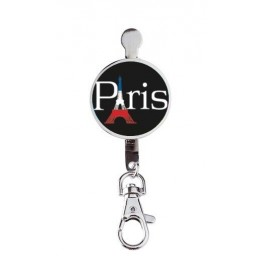 Hanger key Paris Eiffel Tower