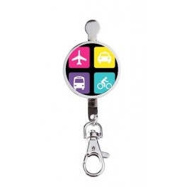 Hanger key Picto Travel