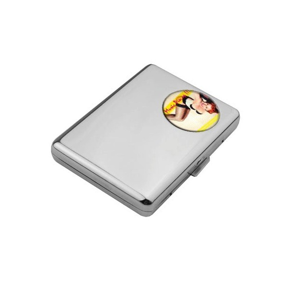 Cards Wallet Music Pin Up