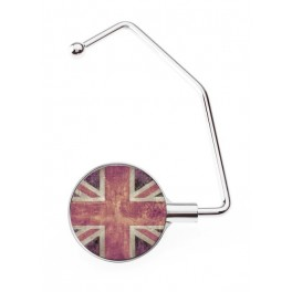Hanger Bag Pro UK Flag Vintage & Pink