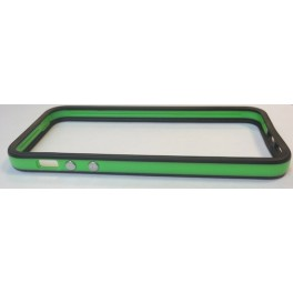 Protection iPhone 5 Bumper Black & Green