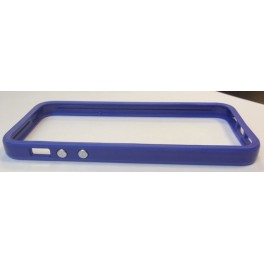 Protection iPhone 5 Bumper Blue