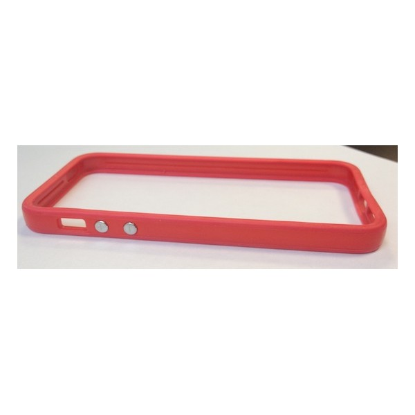 Protection iPhone 5 Bumper Red