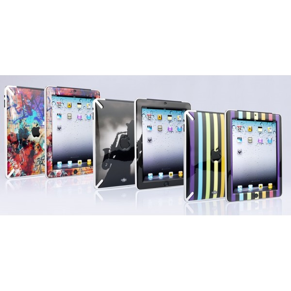 Skin 3D iPad 1 Assortment
