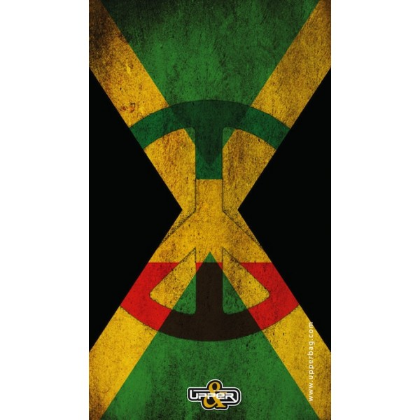 Screen background Jamaican Flag Vintage