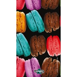 Screen background Sweety Big Macarons