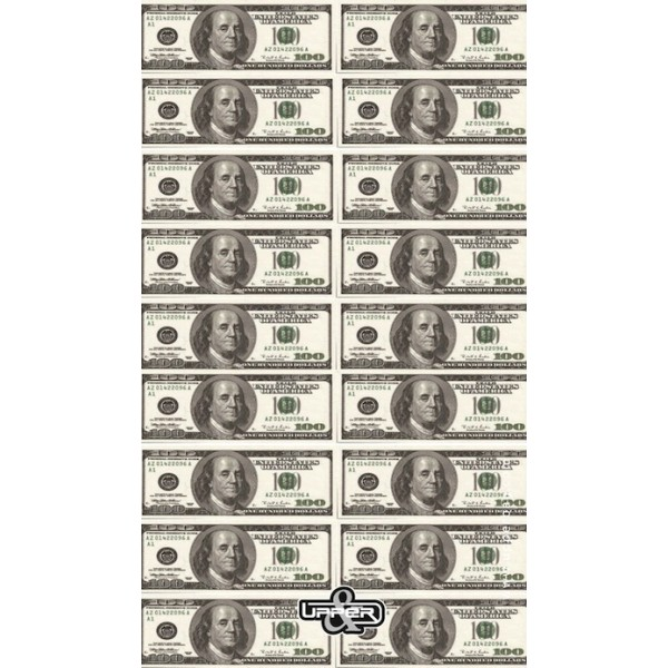 Screen background USA Dollars